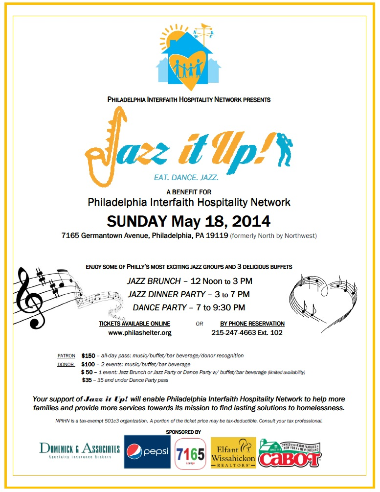 2014 Jazz it Up Flyer 4.17