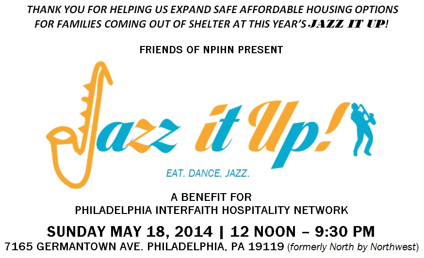 2014 Jazz it Up Page post-event