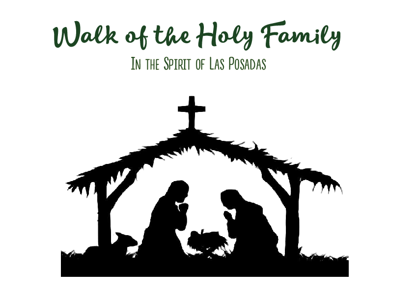 Walk of the Holy Family Type